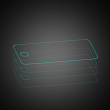 New products 2014 transpareent privacy screen protector for iPhone 5/5s/5c