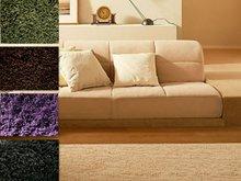 Machine Made Long Hair Luxury Living Room Floor Mirofiber Carpet