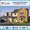 modern LGS steel frame villas