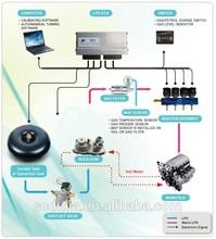 lpg /diesel conversion kits for vehical
