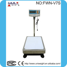 Hot sale China electronic balance cattle weighing scale grain weighing scale