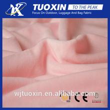 home textile bedding fabric/baby blanket coral fleece/dubai abaya fabric