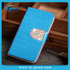 6 Colors Cellphone Cases Leather Phone Cover For ZTE Z5 MINI Wallet,Stone Case for Cell Phone Wholesale