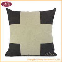 wholesale brief decorative fabric painting designs cushion cover