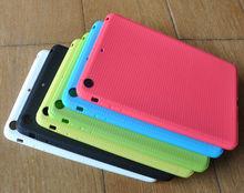 for mini ipad case/honeycomb tablet case/TPU ipad mini cover