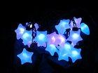 Custom promotional led star light string