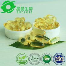 Contain rich EPA DHA Fish oil softgel capsule omega 3