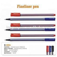 slender trading manufacturer supplier fineliner pen