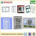Nueva marca de remolque de caballos de ventanas, china personalizado remolque de caballos de ventanas