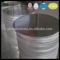 fondo de la olla de aluminio círculo 1050 1060 1100 1200 para cookwares