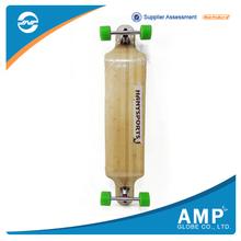 2015 Wholesale skate bamboo longboard