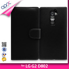MULTI COLORED CARD SLOT WALLET PHONE CASE COVER FOR LG G2 D802