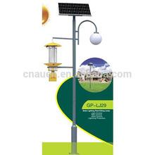 Energy saving solar mosquito killer lamp,solar pest killer,Solar mosquito killing light