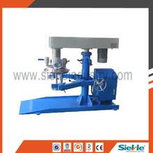 epoxy paint vacuum high speed dispersing machine