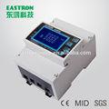 100a la conexión directa de tres fases multi funcional medidor de energía sdm630mdc