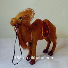 wholesale garden realistic mini plastic artificial fur decoration novelty gift