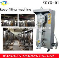 KOYO sachet water filling machine Bag water packing machine
