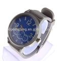 2014 moda venda quente da liga Silicone relógio japonês marcas de relógios