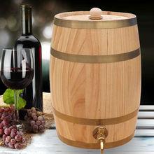 Miniature decorative wooden barrel for sale