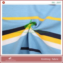 direct from manufacturer clothing factory china supplier /for export combed cotton knitting fabric