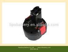 Replacement bosch 9.6v battery for bosch BAT048