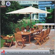 High quaity 3m 8ribs relax garden umbrella for outdoor