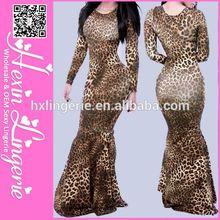 Hot Selling Fashion Stylish plus size wedding dress with long train