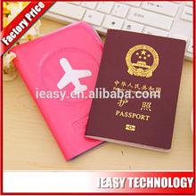 Christmas best gift passport case travel air plane ticket wallet card holder
