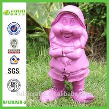 Imitation Pottery Statues Resin Seven Dwarf Statues