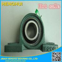 P205 P206 P207 P208 Stainless steel plastic cast iron bearing housings