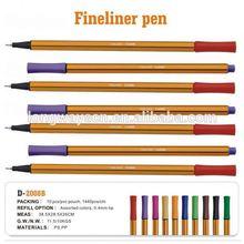 multifunction trading manufacturer supplier fineliner pen