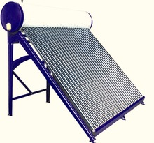 300L SUS304/2B Outer Tank Preheated Integrated Compact High Pressurized Solar Water Heater System & Solar Heater