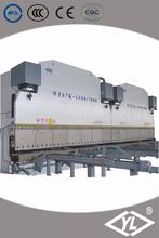 steel plate cnc hydraulic press brake in tandem for sale