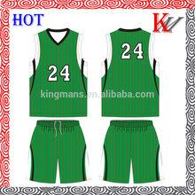 OEM latest cheap custom sublimated basketball short
