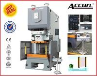 hydraulic metal hole punch hydraulic press for ceramic ti...