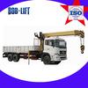 Quick sell 12tons lifting crane for trucks China machine SQ12SA3