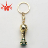 2014 soccer resin world cup keychain for souvenir