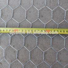 Galvanized Chicken Coop Hexagonal Wire Mesh