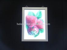 LED Backlit Poster Frame