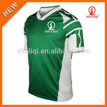 Grace football shirt maker soccer jersey cool-dry football shirt maker China