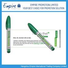 Hot selling fancy design Cheap 0.5mm ballpoint pen