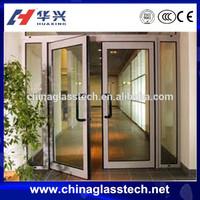 CE, CCC&ISO9001 Eco-friendly Water Resistance 2 Way Swing Door