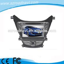 8inch 2DIN Car Multimedia Navigation for Hyundai Avante/i35 2012