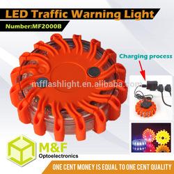 Police Used Emergency Vehicle Warning Lights LED Traffic Lights