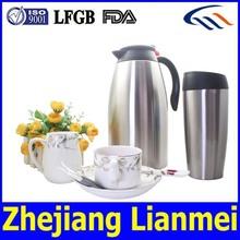 Stainless Steel Tea Kettle/steel coffee pot/coffee warmer