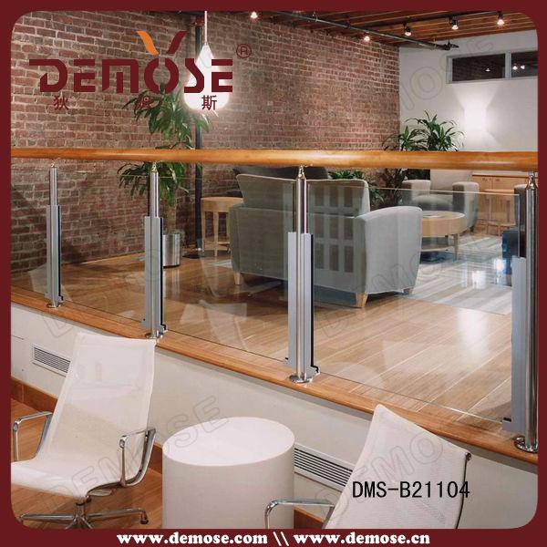 Decoratieve hout en ijzer veranda trapleuning ontwerpt voor terras balustrades en leuningen - Ijzer terras ...