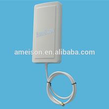 Antenna Manufacturer Outdoor/Indoor 2.4GHz 12dBi Directional Wall Mount Patch Panel Flat antenna wi-fi