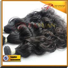 Full cuticle 8A grade 100% virgin wholesale brazilian human hair sew in weave