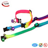 manufactory custom dog collar and leashes set wholesale