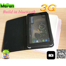 3G calling 7 inch tablet mapan,android 4.2 bluetooth and GPS tablet covers & cases